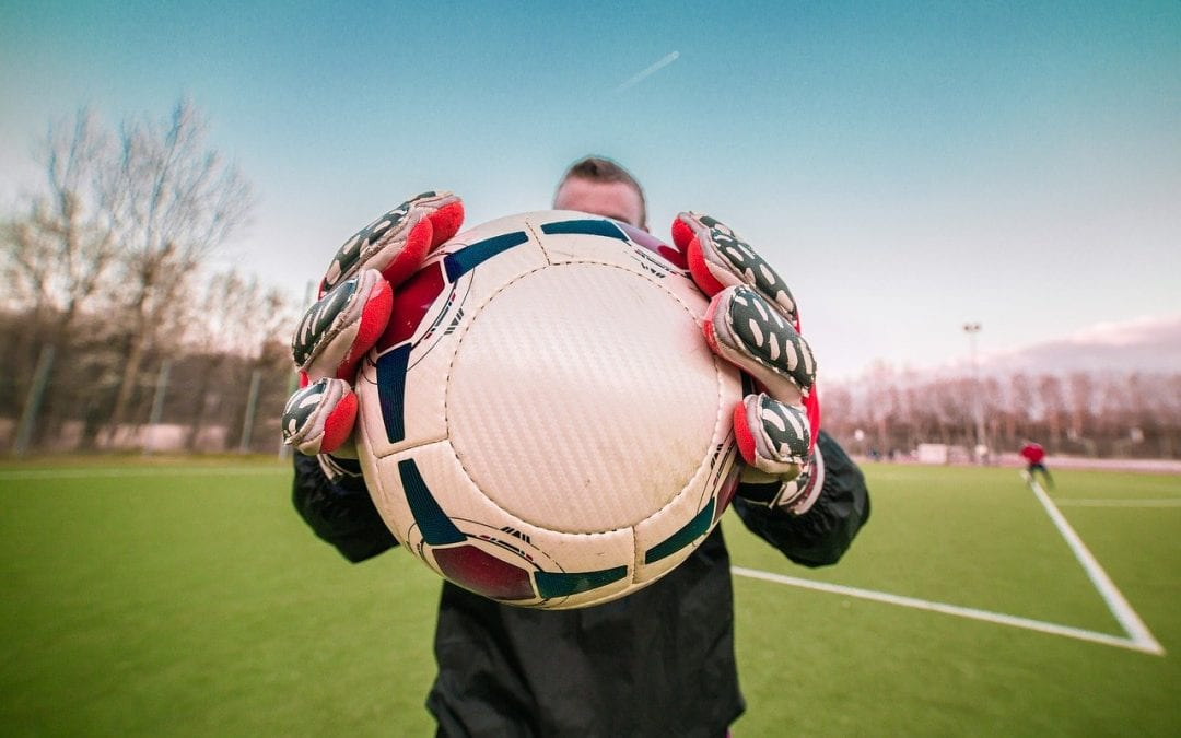 Leadership lessons from Goalkeepers